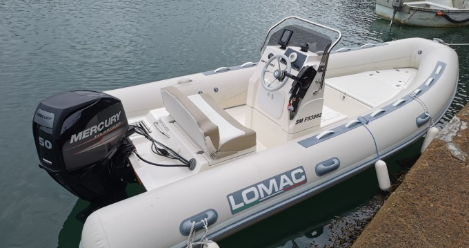 Boat rental Moëlan-sur-Mer cheap Lomac 520 OK
