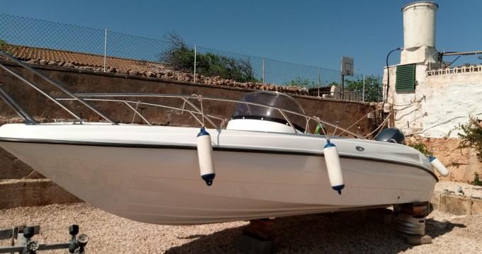 Boat rental Ciutadella de Menorca cheap Marion 630 cabine