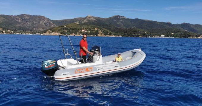 Boat rental Rada di Portoferraio cheap Sacs S 490