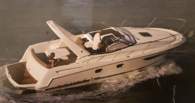 Rental yacht Nice Ferry Port - Jeanneau Leader 8 on SamBoat