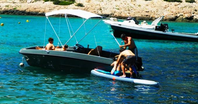 Rental Motorboat in Santa Eulària des Riu - Magonis Wave