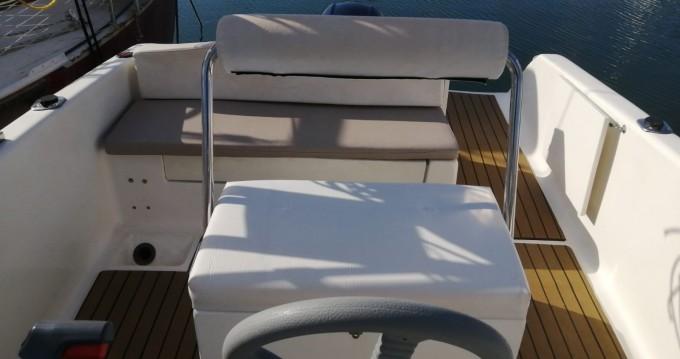Boat rental Shiren 595 Open in el Masnou on Samboat