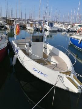 Rental yacht el Masnou - Shiren 595 Open on SamBoat