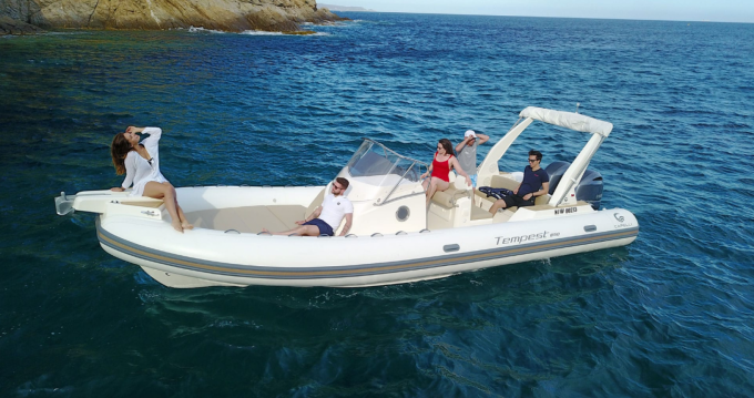 Hire RIB with or without skipper Capelli Sainte-Maxime