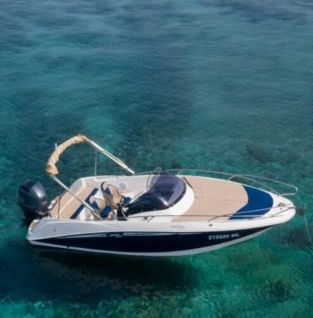 Rental Motorboat in Mali Lošinj - Galeon Galeon 630 Sundeck