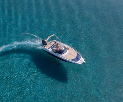Motorboat for rent Mali Lošinj at the best price