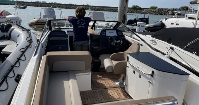 Motorboat for rent Royan at the best price