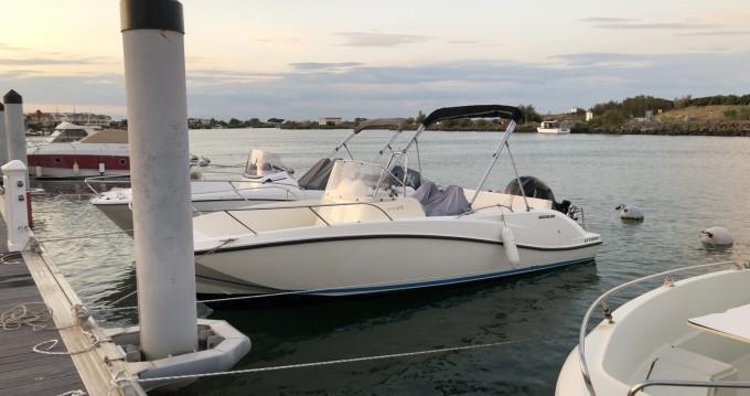 Rental yacht Agde - Quicksilver Activ 675 Open on SamBoat