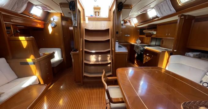 Rental Sailboat in Naples - Nautor Swan Swan 60