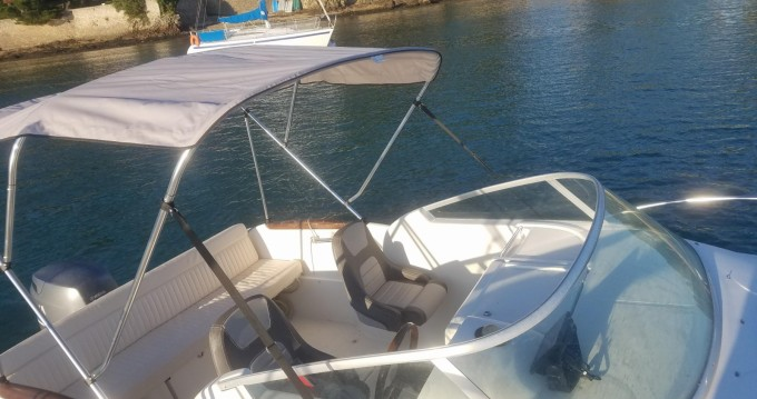 Jeanneau Leader 545 Hb between personal and professional Vannes