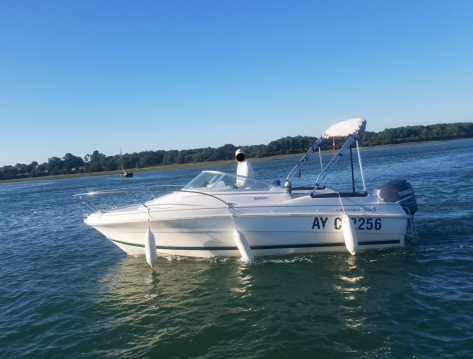 Hire Motorboat with or without skipper Jeanneau Vannes