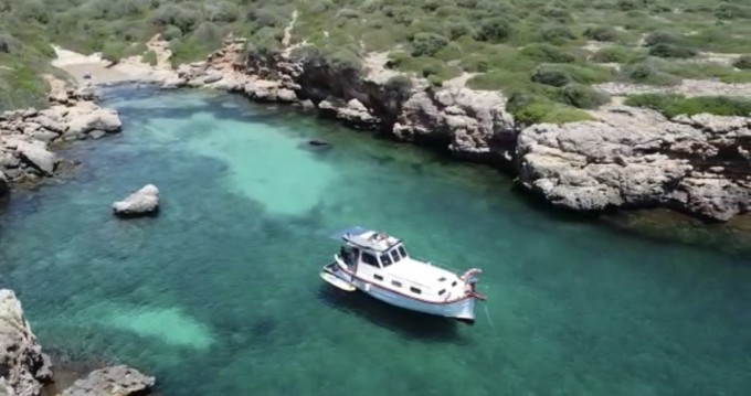 Menorquin-Yachts 55 between personal and professional Spain