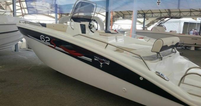 Boat rental Salerno cheap 62s