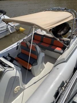 Rental yacht Hyères - SRL KARDIS THUNDERBIRD on SamBoat