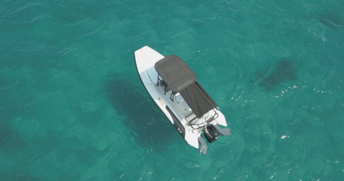 RIB for rent Cannes at the best price