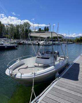 Boat rental Aix-les-Bains cheap Cap Camarat 4.7 Style