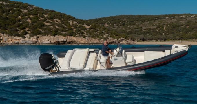 Boat rental Órmos Platís Yialós cheap Extreme 27