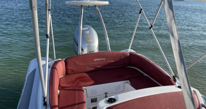 Rental yacht Cap Ferret - Grand Boats Golden Line G650LF on SamBoat
