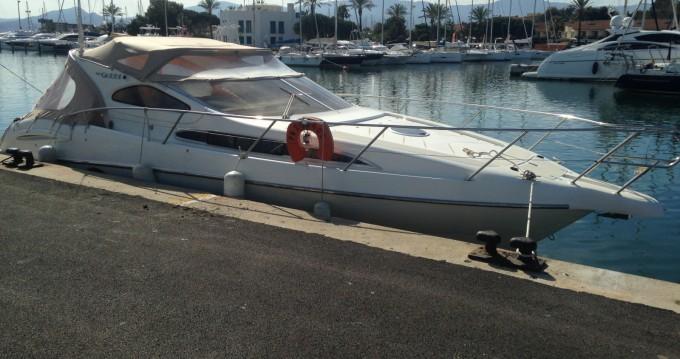 Boat rental Perpignan cheap Gobbi 375 SC
