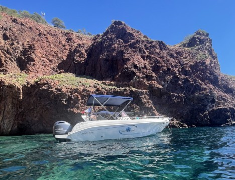 Pacific Craft Pacific Craft 625 Open between personal and professional Fréjus