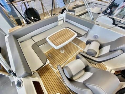 Boat rental Jeanneau Cap Camarat 7.5 WA Serie 2 in Port-Vendres on Samboat