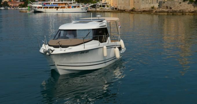 Boat rental Jeanneau Merry Fisher 795 in Krk on Samboat