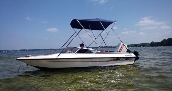 Rental Motorboat in Cazaux - Gobbi 430 sport
