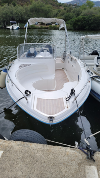 Rental yacht Saint-Florent - Quicksilver Quicksilver 600 on SamBoat