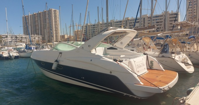 Hire Motorboat with or without skipper Schaefer  Toulon Ferry Port