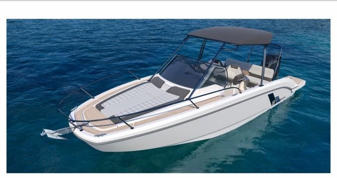 Rental Motorboat in Krk - Bénéteau Beneteau Flayer 8000KK
