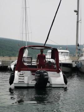 Boat rental Krk cheap Barracuda 585