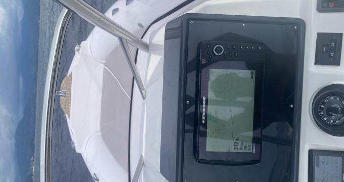 Boat rental Ajaccio cheap Capelli 1000 CC