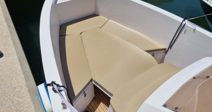 Boat rental Mattrix  21 in Santa Pola on Samboat