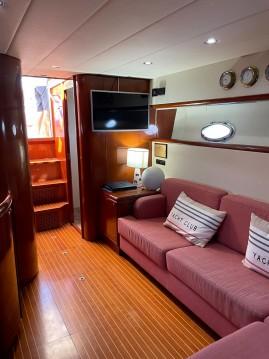 Rental Motorboat in Cannes - Rizzardi Top Line CR50