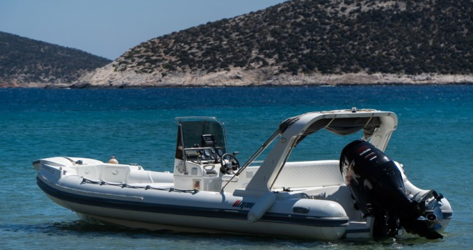 Hire RIB with or without skipper Olympic Platis Gialos