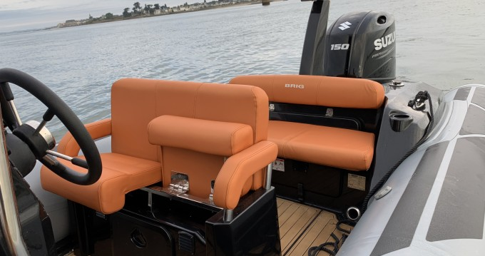 RIB for rent Port-Louis at the best price