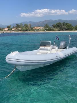 Boat rental San Ciprianu cheap Valiant 750 T Vanguard