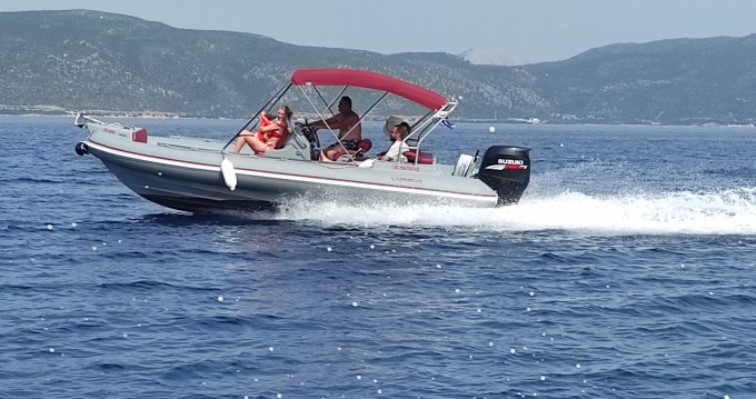 RIB for rent Nikiána at the best price