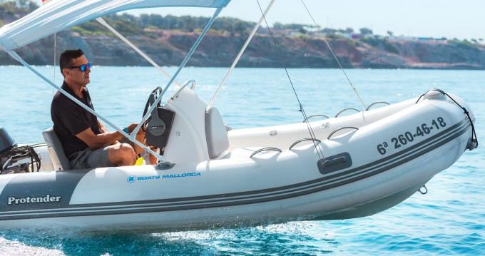 RIB for rent Palma de Mallorca at the best price