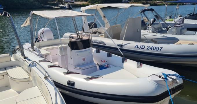 Boat rental Saint-Florent cheap 650 s line