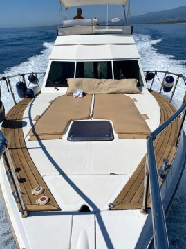 Motorboat for rent Catania at the best price