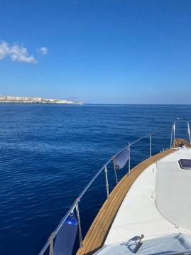 Boat rental Sagemar Sagene 37 Fly in Catania on Samboat