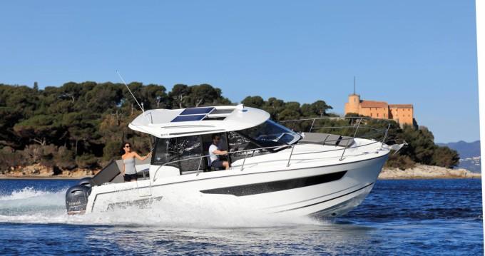 Boat rental Port Cogolin cheap Merry Fisher 895