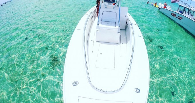 Hire Motorboat with or without skipper Sea Hunter Miami