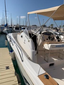 Rent a Jeanneau Cap Camarat 925 WA Port de Alicante