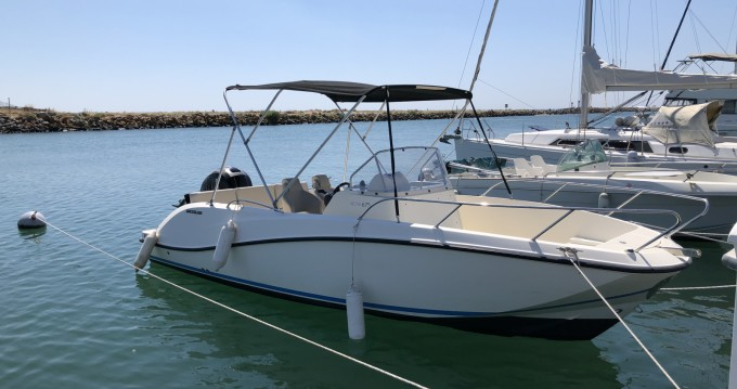 Quicksilver Activ 675 Open between personal and professional Agde
