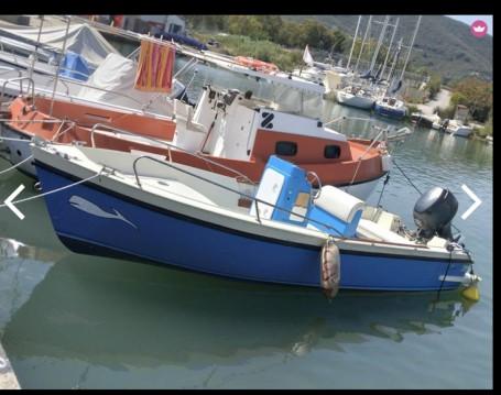 Rental Motorboat in Portoferraio - Tuccoli Lancia