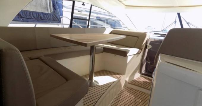 Boat rental Siracusa cheap Prestige 440 S