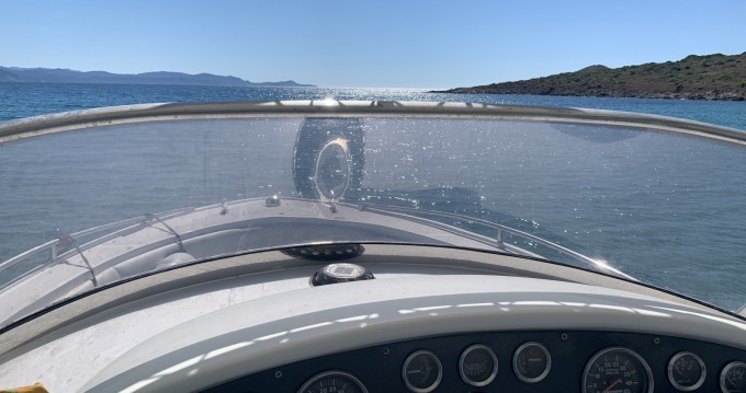 Hire Motorboat with or without skipper Firebird Villasimius