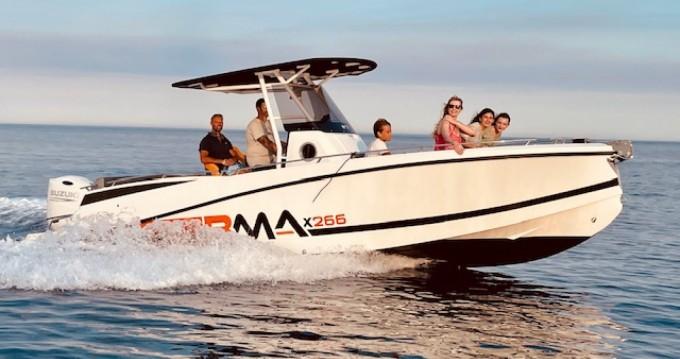 Rental Motorboat in Port-Vendres - BMA 266